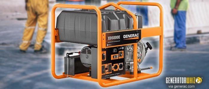 Portable Diesel Generators