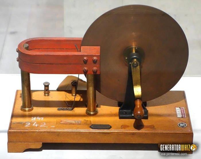 michael faraday electric generator