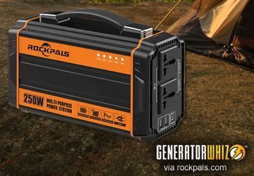 Best Portable Solar Generator Reviews (In-Depth Guide For 2021)