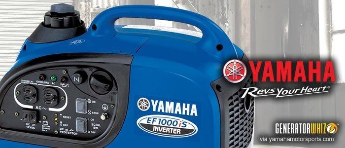 Yamaha generator review