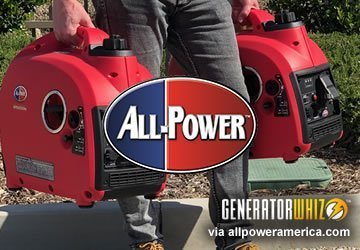 All Power America Generator Reviews (Best Picks And Brand Guide)