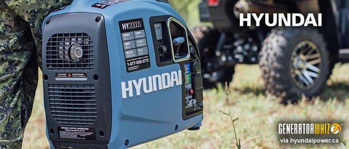 best Hyundai generator review