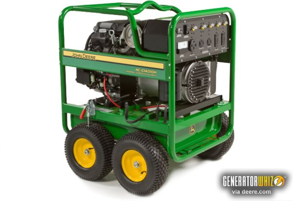 John Deere AC-G14010H Industrial Generator
