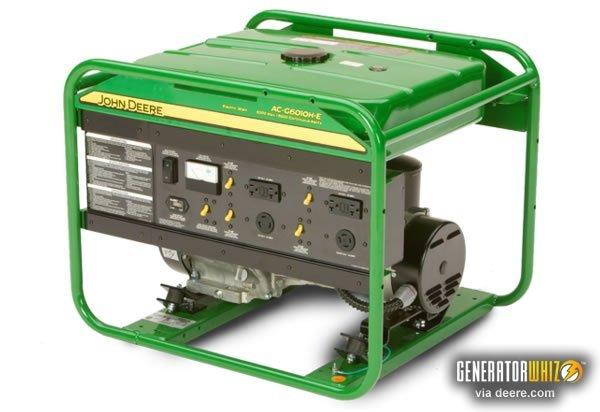 John Deere Large Frame Generator