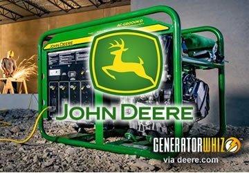 John Deere Generator Review And Brand Guide