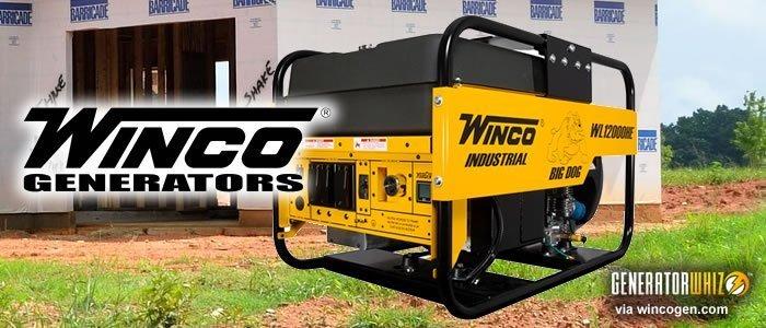 Best Winco generator