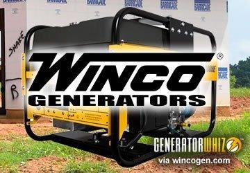 Winco Generators (Best Winco Generator Review Plus Brand History)